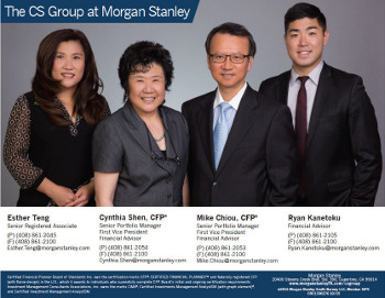 Morgan Stanley - 3